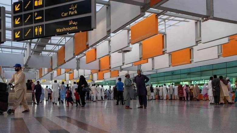 pakistan procedures international travellers countries