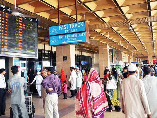pakistan travel april restrictions incoming