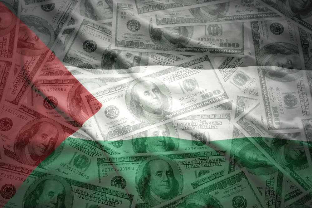 palestine bank governor journey serving