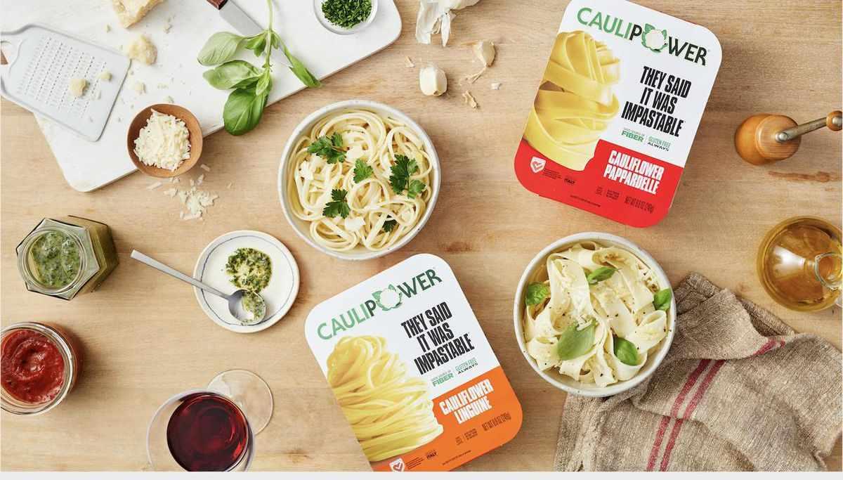 pasta caulipower plant based lineup