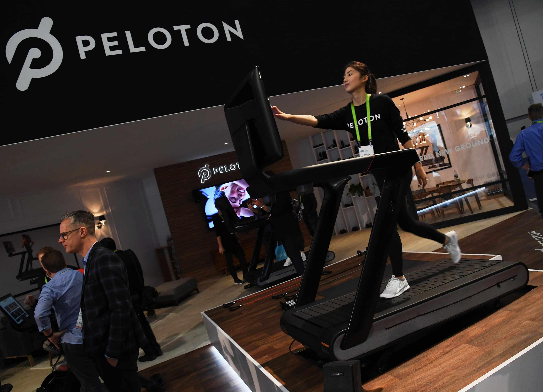 peloton market treadmill stock debacle