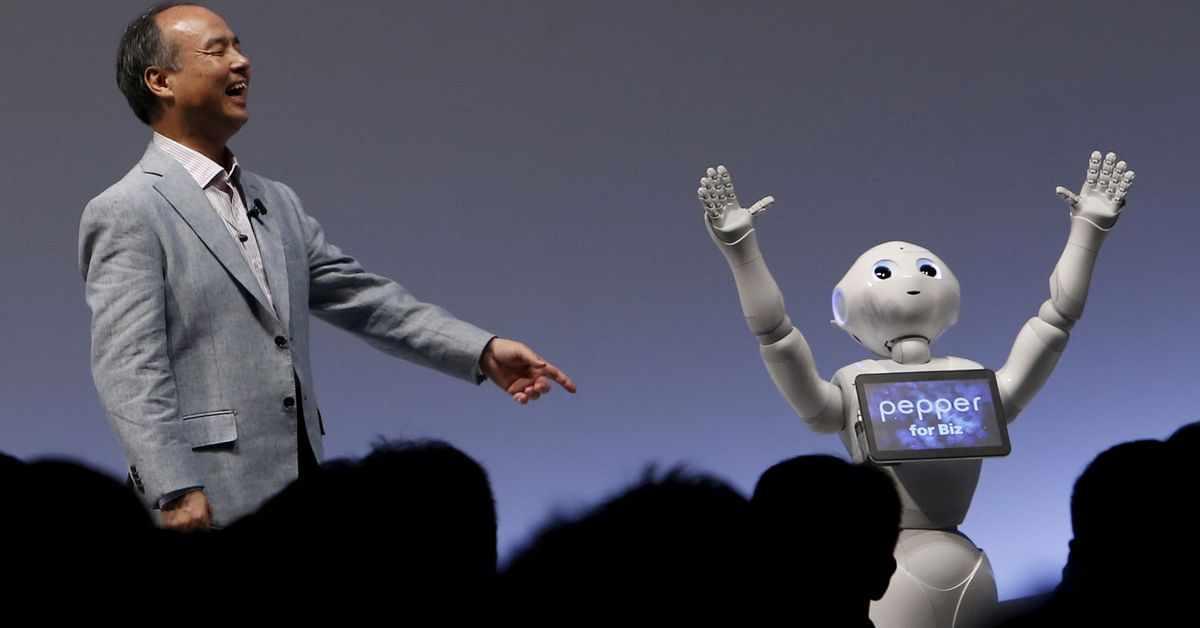pepper softbank reuters robotics