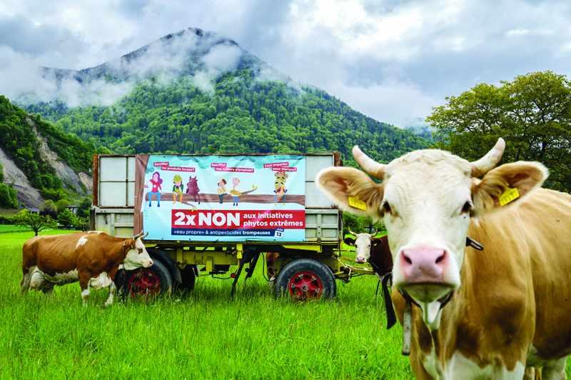 pesticides poisonous row swiss switzerland
