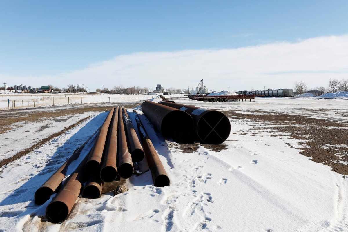 pipeline canada energy keystone biden