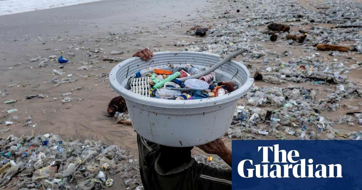 plastic waste world twenty firms