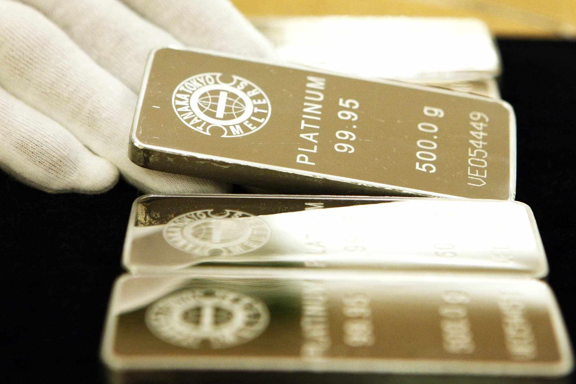 platinum metal prices level highest