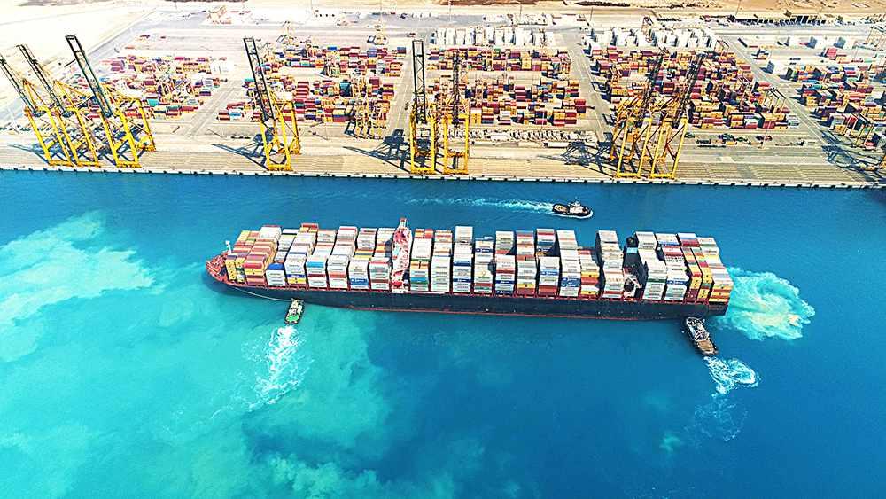 port king abdullah world bank
