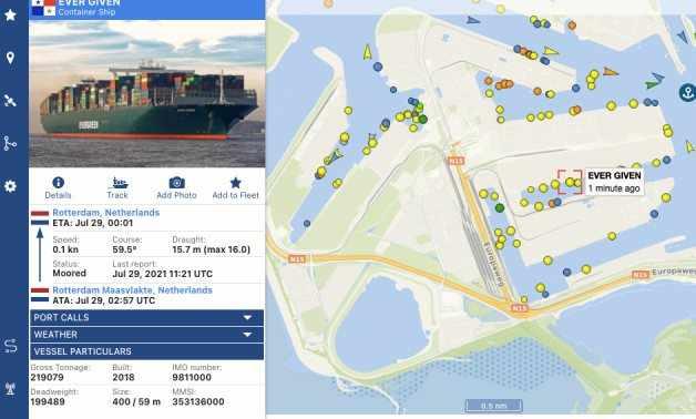 port, rotterdam, dutch, canal, given,
