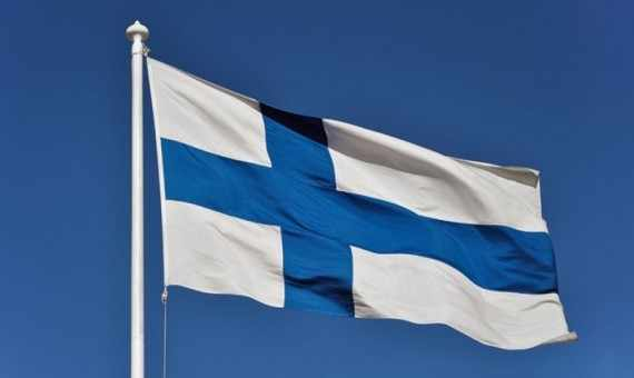 position party finnish finance leader