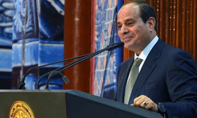 president projects sisi