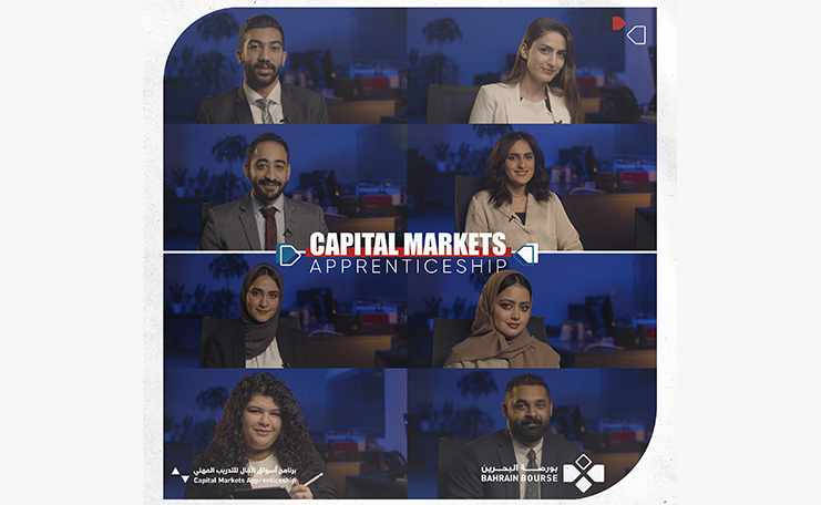 program capital markets apprenticeship commencement