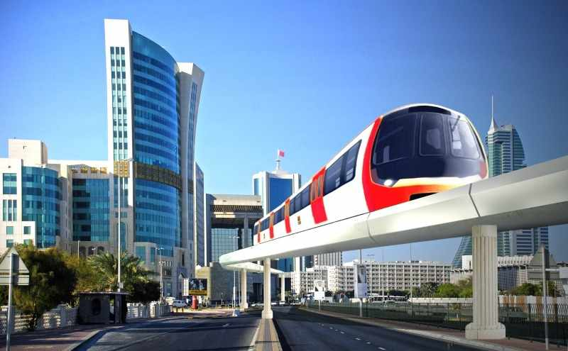 project, bahrain, metro, rfq, commence,