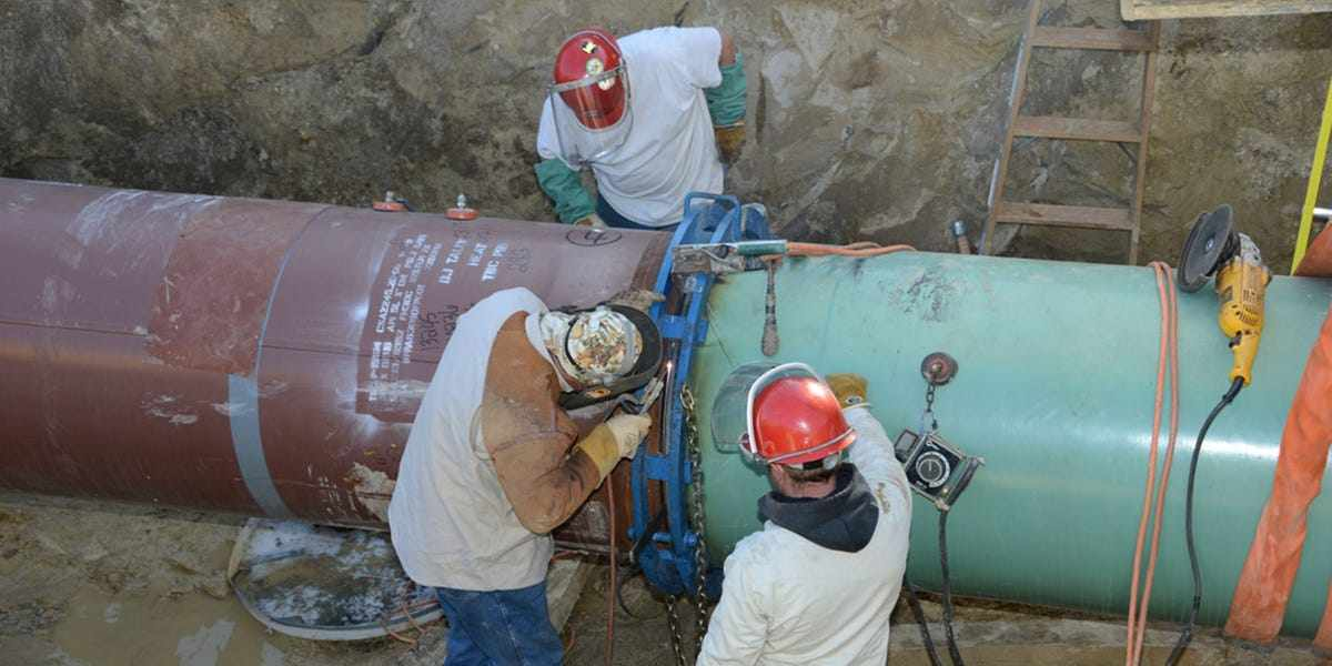 project keystone developer oil pipeline