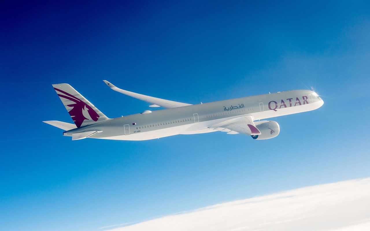 qatar airways deliveries surface jet