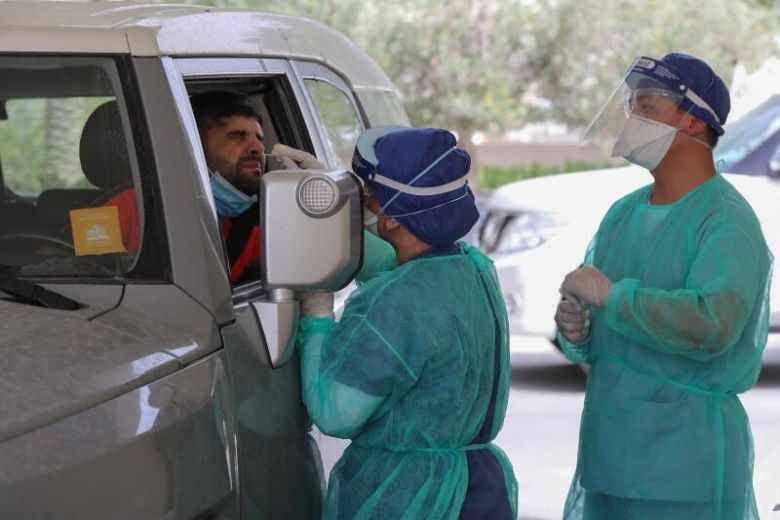 qatar cases coronavirus recoveries covid