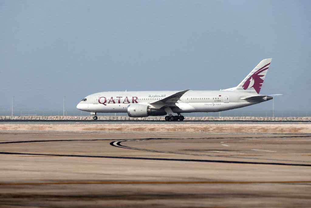 qatar covid-vaccine airways trend ceo