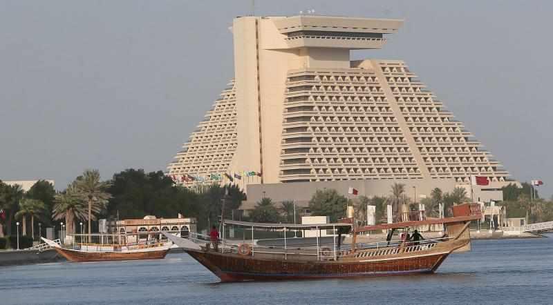 qatar hotel market pandemic doha