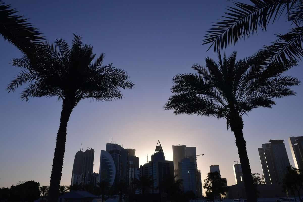 qatar imf growth deficit economy