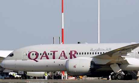 qatar saudi airways flights airspace