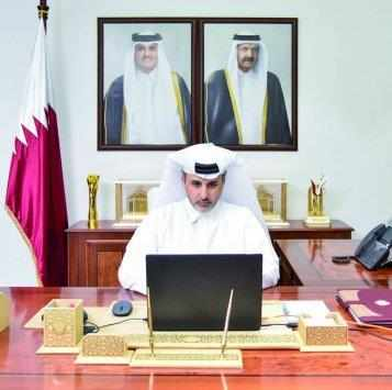 qatar, state, agricultural, cooperation, committee,