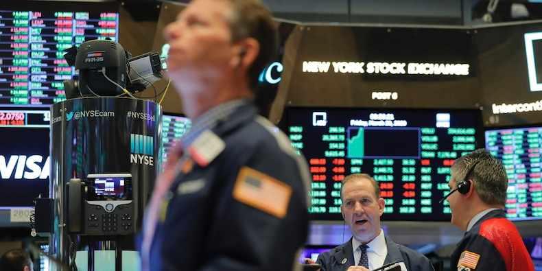 record investors economic growth risks