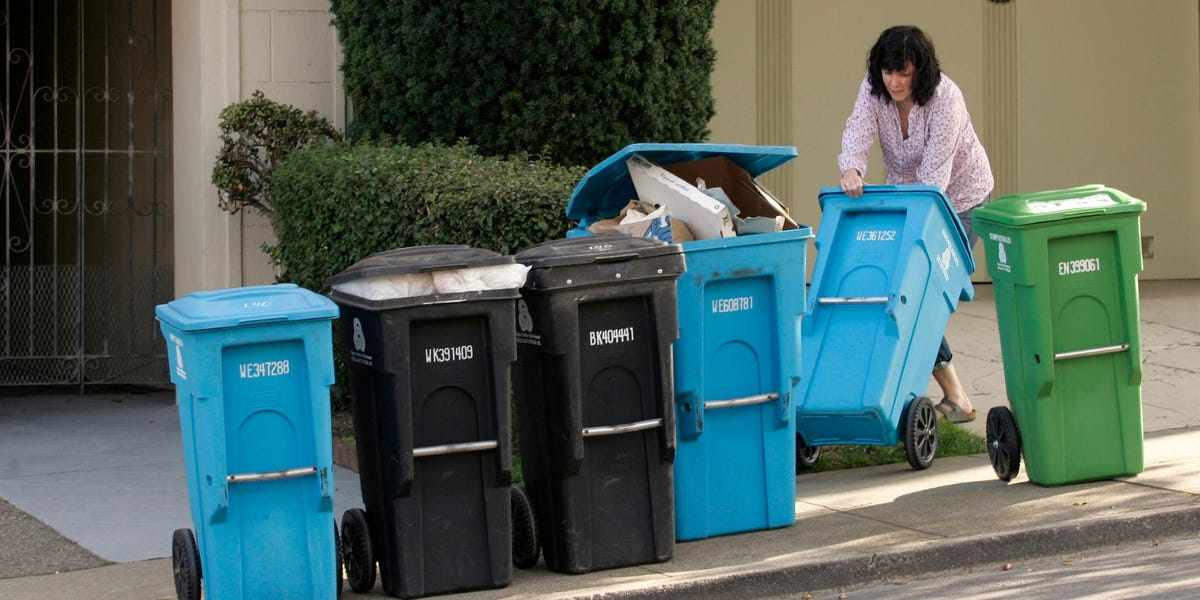 recycling, chattanooga, pickup, drivers, tennessee,
