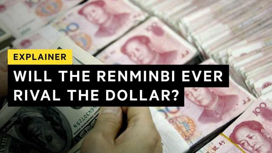 renminbi dollar trump impeach capitol