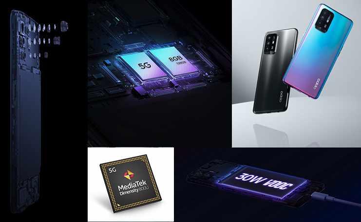 reno generation oppo smartphone right