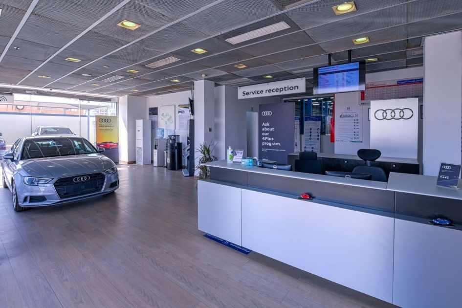 sama audi plus automotive services