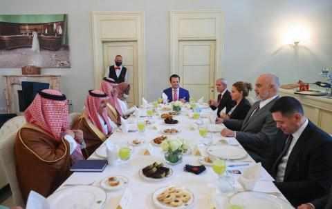 saudi, albanian, partnership, tackle, boosting,