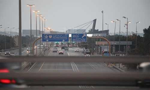 saudi-arabia bahrain causeway kingdom tribune