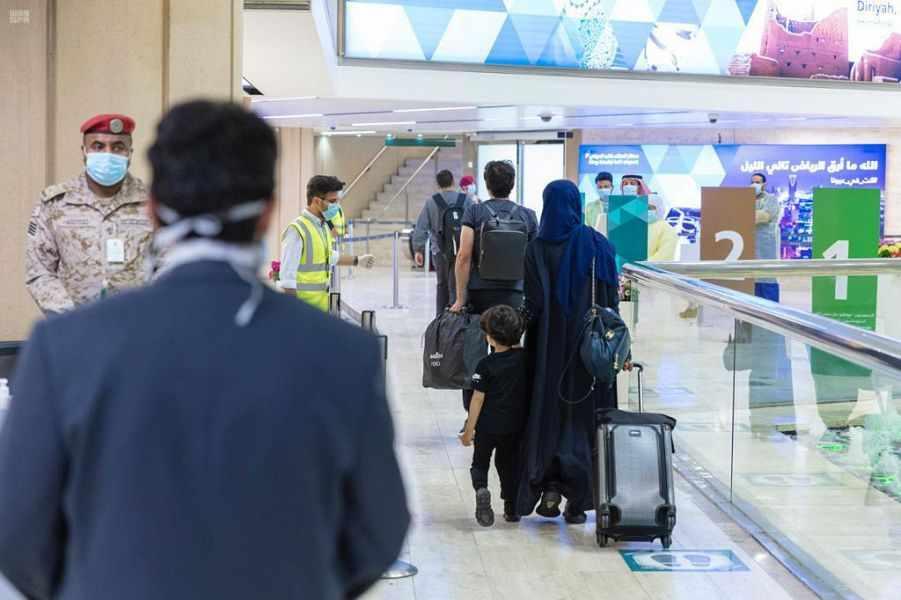 saudi-arabia citizens vaccinated travel ministry