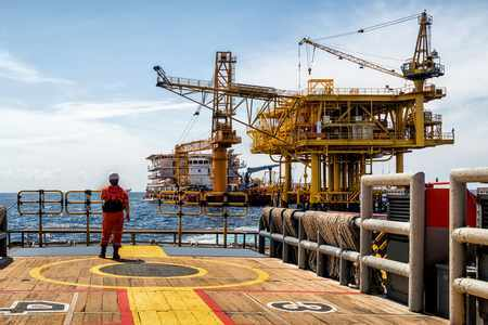 saudi-arabia contract offshore projects juaymah