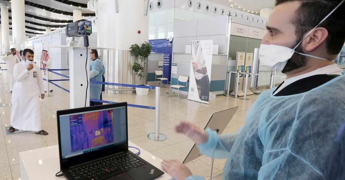 saudi-arabia covid quarantine visitors foreign