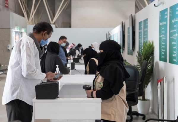 saudi-arabia covid vaccine milestone fight