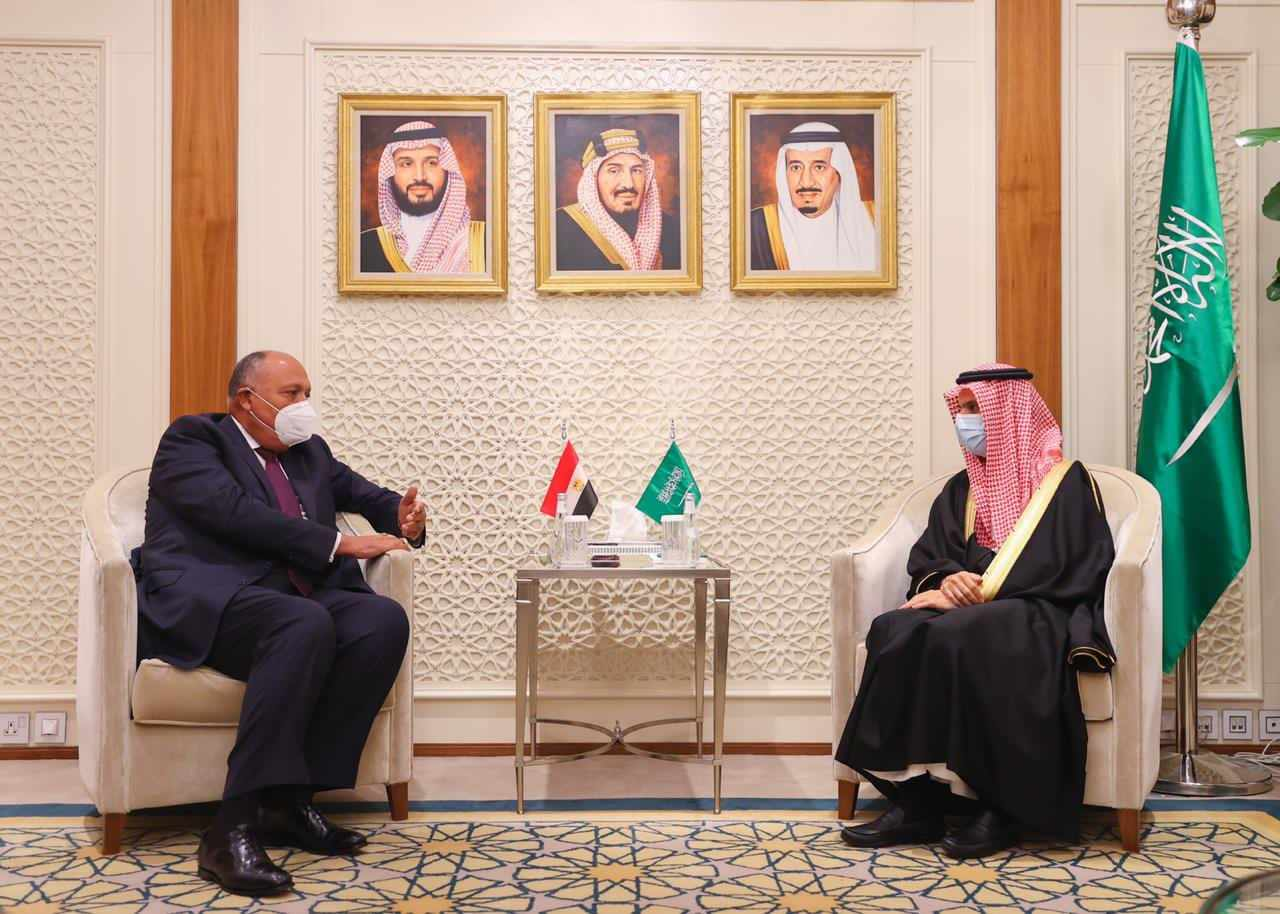 saudi-arabia egypt regional importance maritime