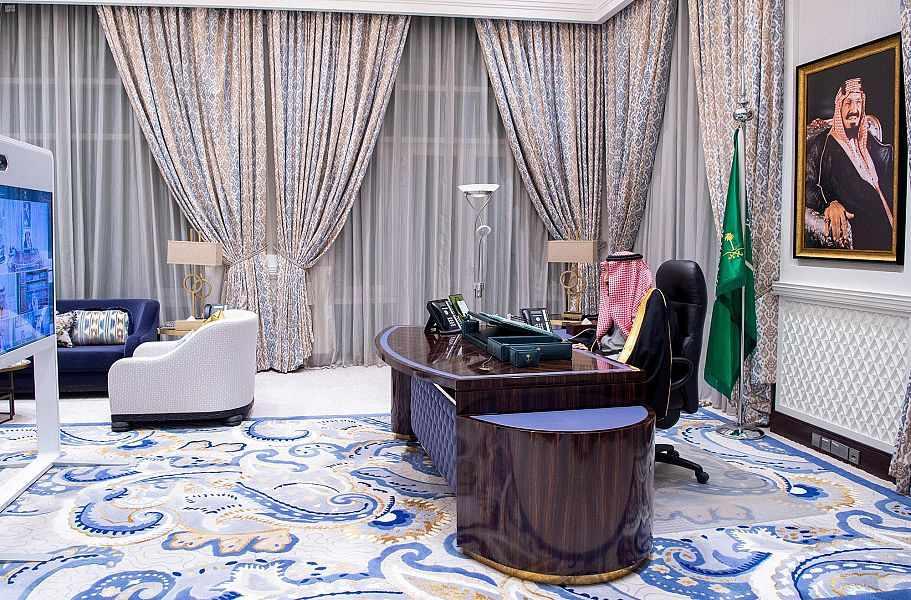 saudi-arabia energy security cabinet
