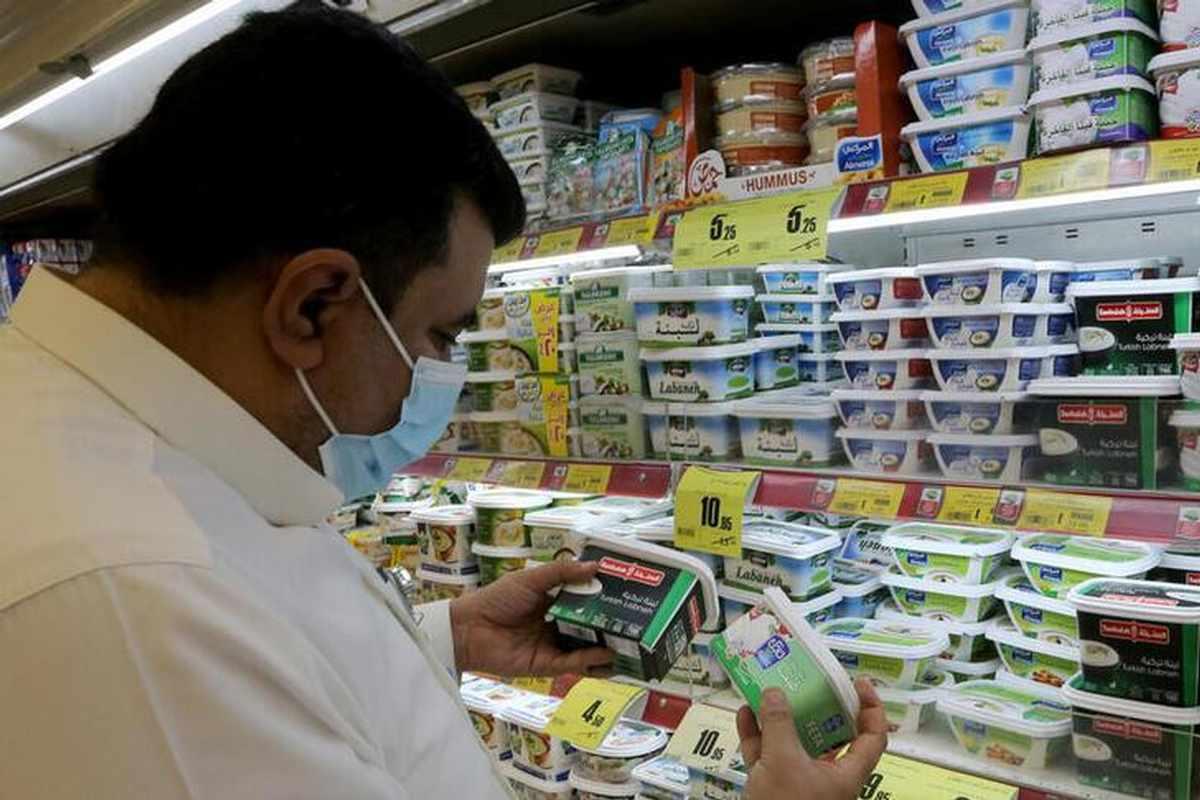 saudi arabia, food, contractors, essential, items,