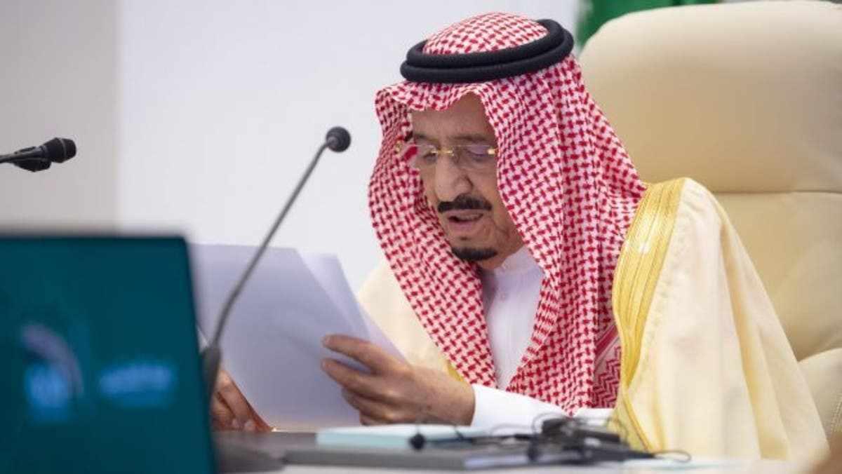 saudi-arabia g20 riyadh king salman
