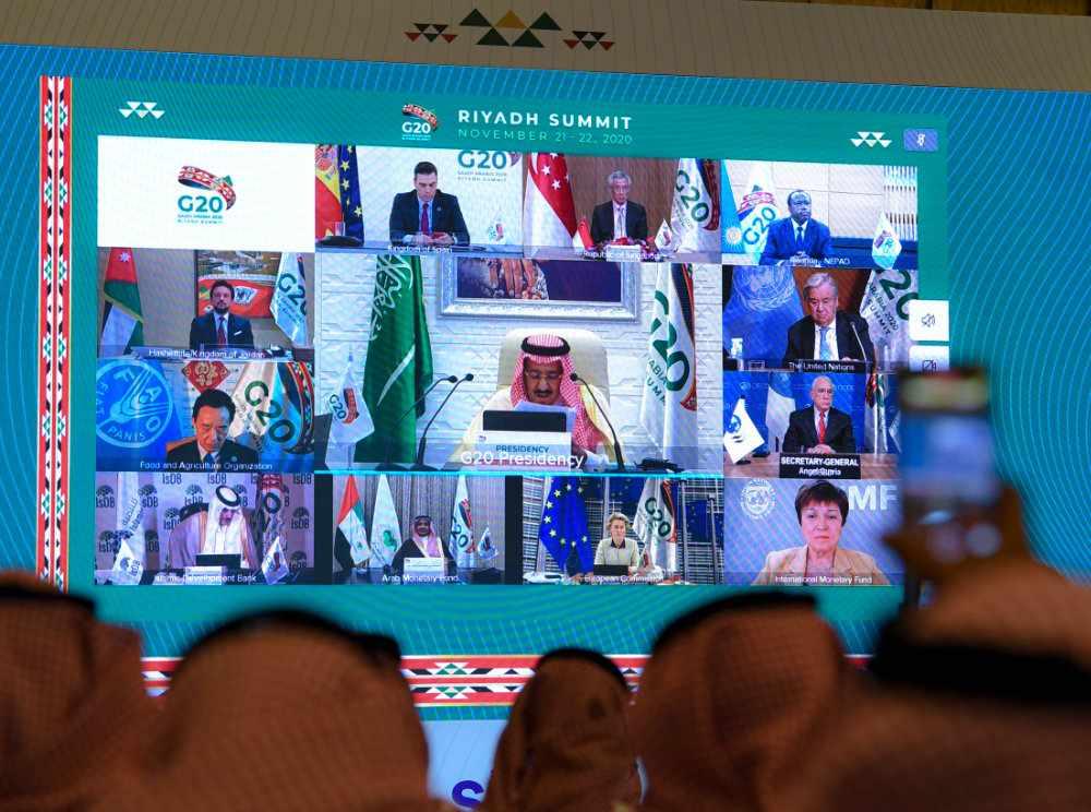 saudi-arabia g20 riyadh presidency summit