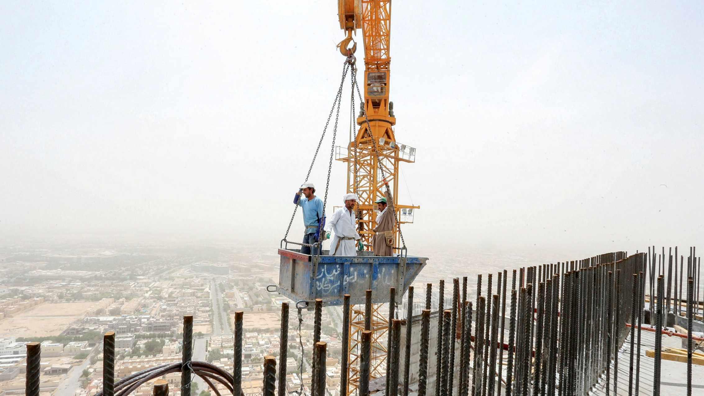 saudi-arabia gulf anchor investor infrastructure