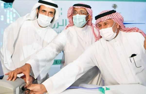 saudi-arabia respirator manufactured locally arabia