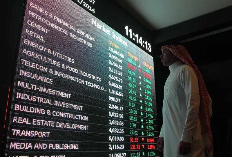 saudi-arabia trade tadawul investing