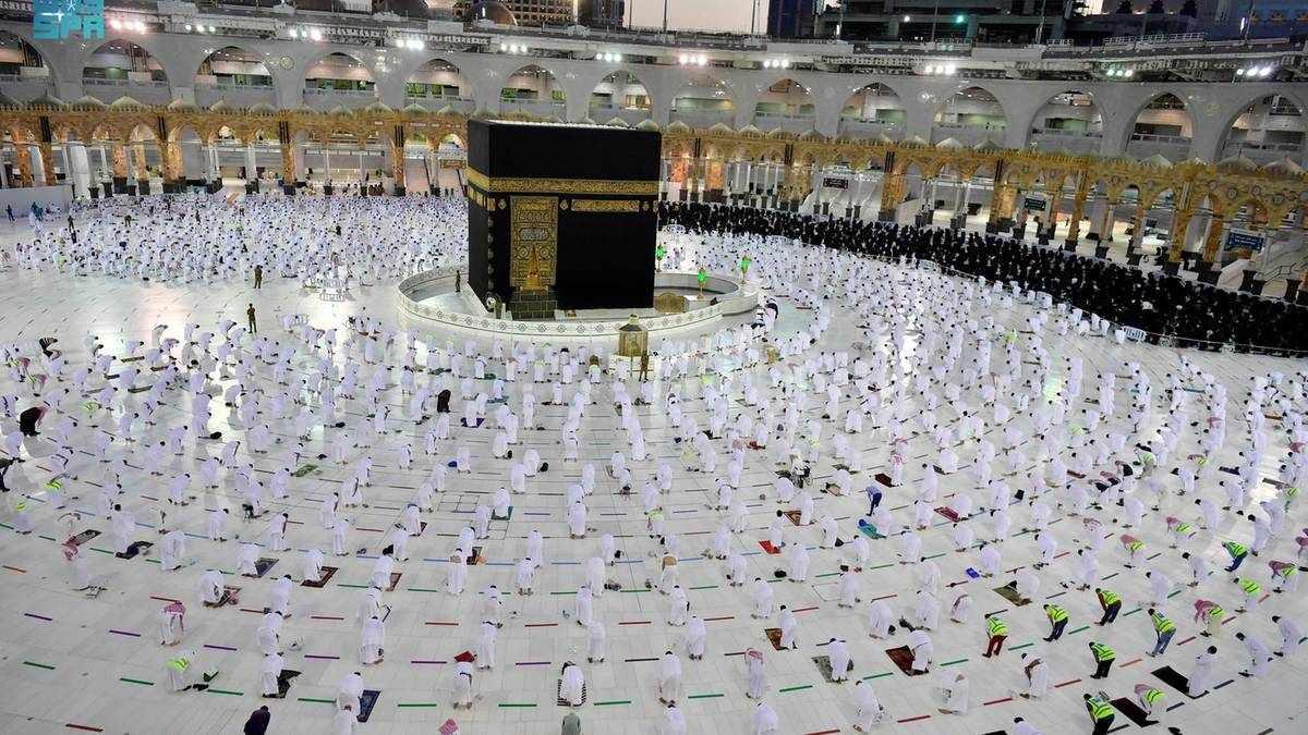 saudi-arabia umrah pilgrims hotels makkah