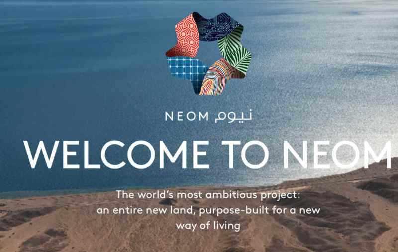 saudi-arabia unveils green carless city
