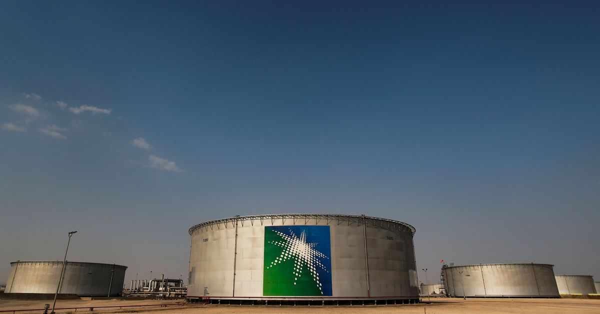 saudi aramco dividend reuters