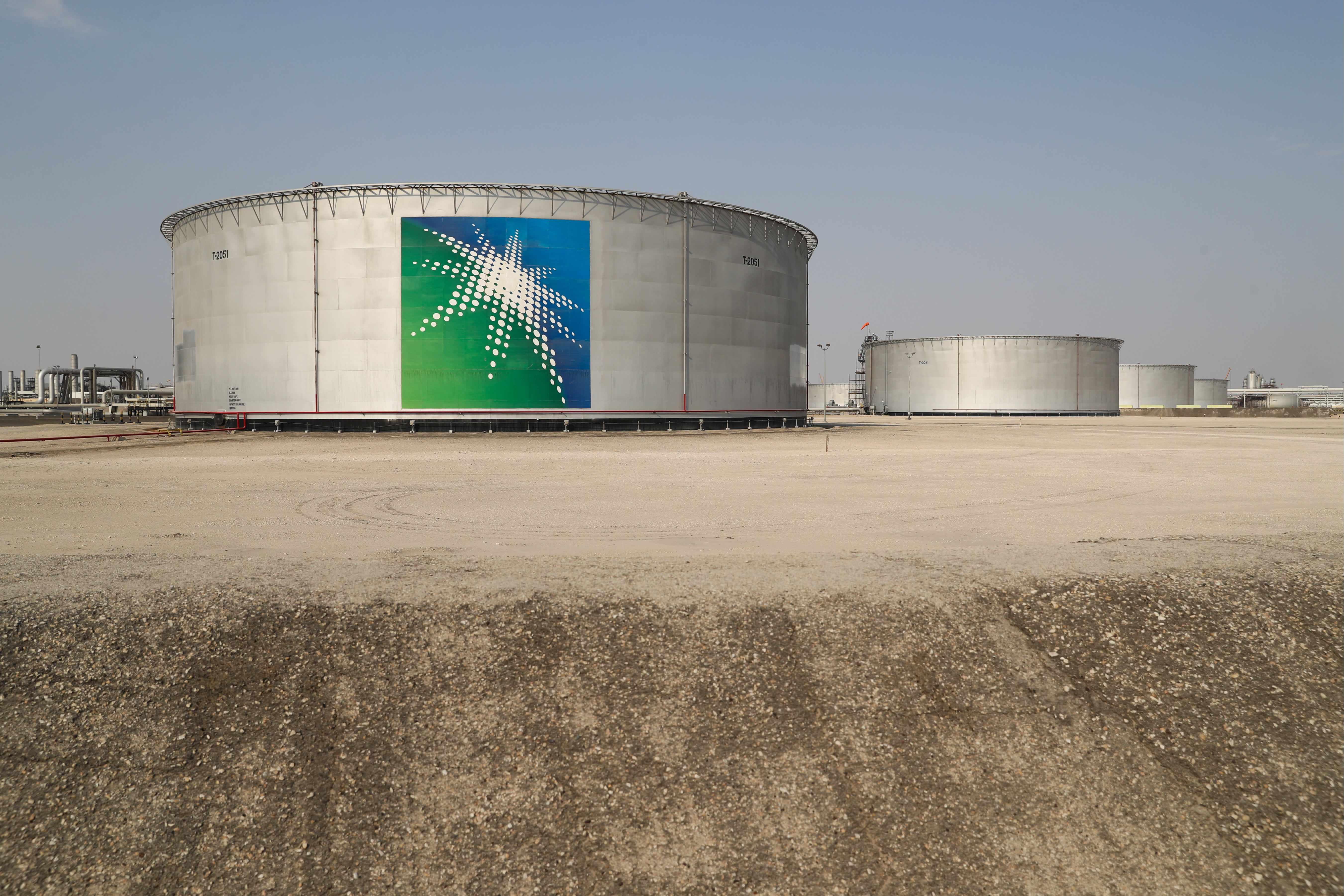 saudi aramco oil beats estimates