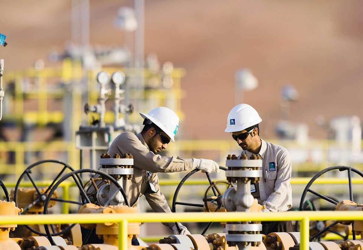 saudi aramco oil bumper earnings
