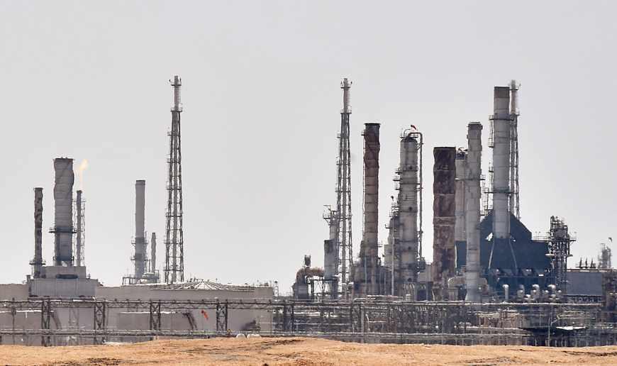 saudi aramco oil recovery profits