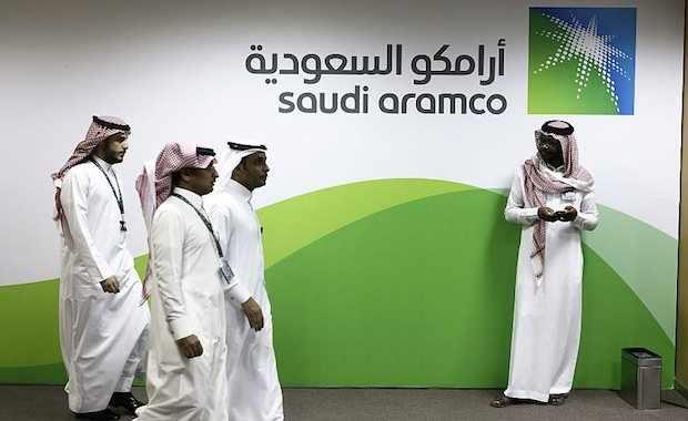 saudi aramco profit crude prices